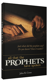 All that the Prophets have Spoken | GoodSeed