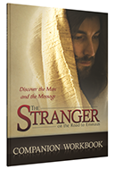 The Stranger on the Road to Emmaus - Englisch