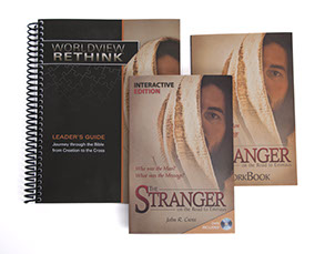 The Stranger on the Road to Emmaus Leader's Guide and books